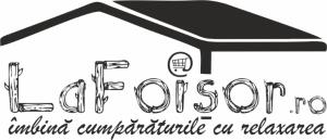 logo_la_foisor_b&W