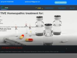 homeopathic php project