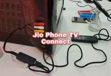 jio phone me tv connect kaise kare