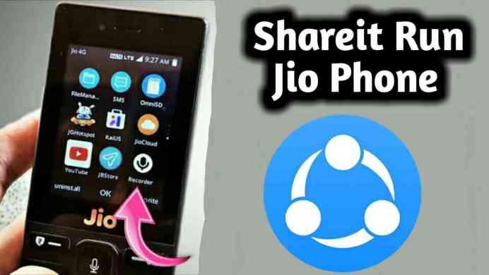 jio phone shareit kaise chalaye