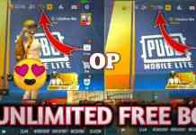 PUBG mobile lite me free me BC Kaise le