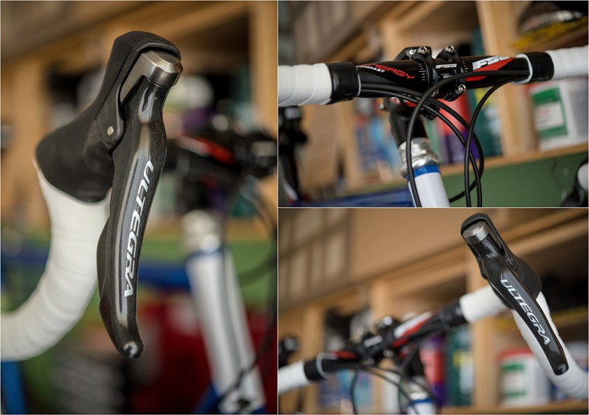 Dave Yates Frame Building Course Complete Bike Bars