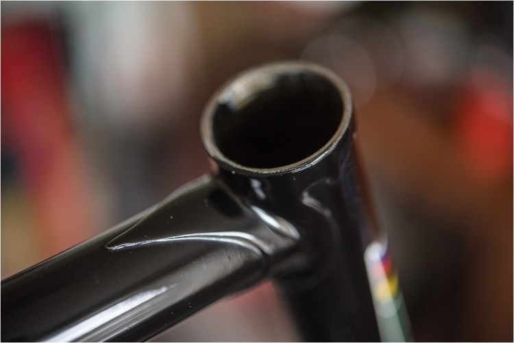 sb6398-sbdu-ilkeston-reynolds-753r-campagnolo-super-record-50th-anniversary-head-tube-before
