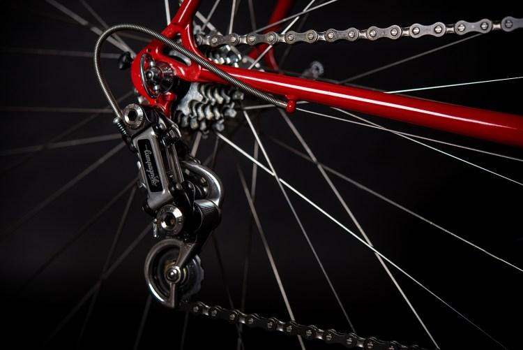 TI-Raleigh SBDU Ilkeston SB4059 Team Pro 753 Super Record