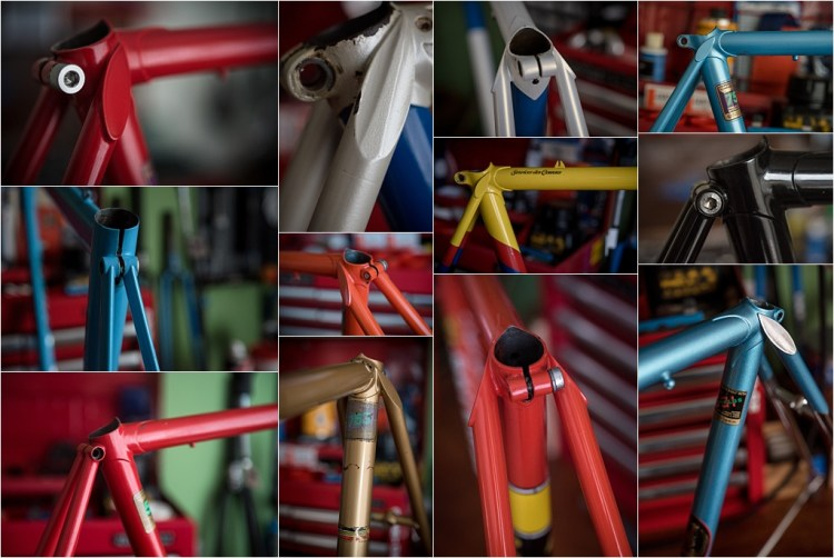 Specialist Bicycle Development Unit (SBDU) Frame Design Seat Stay and Seat Lug Attachment