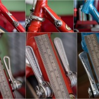 Specialist Bicycle Development Unit (SBDU Ilkeston and Nottingham) Gear Lever Positioning