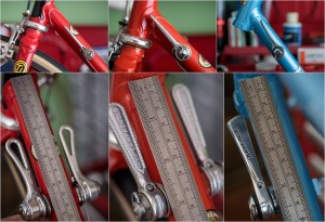 SBDU Gear Lever Position Comparison