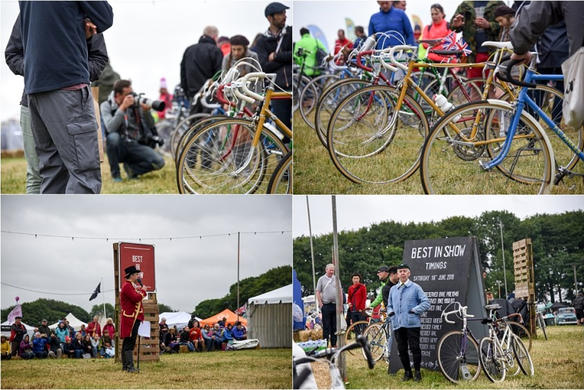 Eroica Britannia 2018 My TI-Raleigh SBDU Best In Show