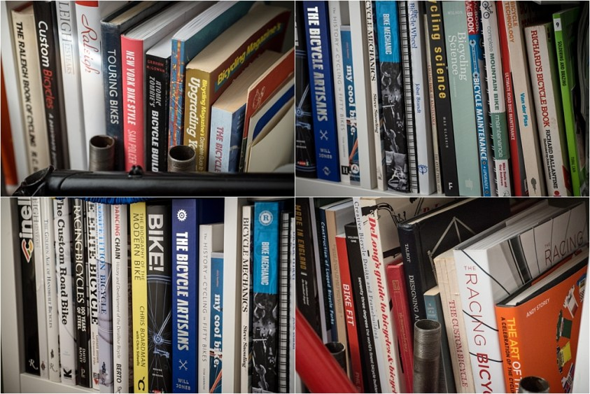 My TI-Raleigh SBDU Workshop Books