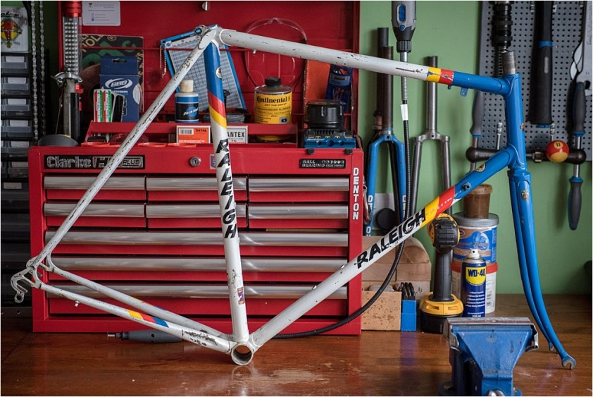 Cees Priem CP179 Reynolds 753 Road Frame and Fork
