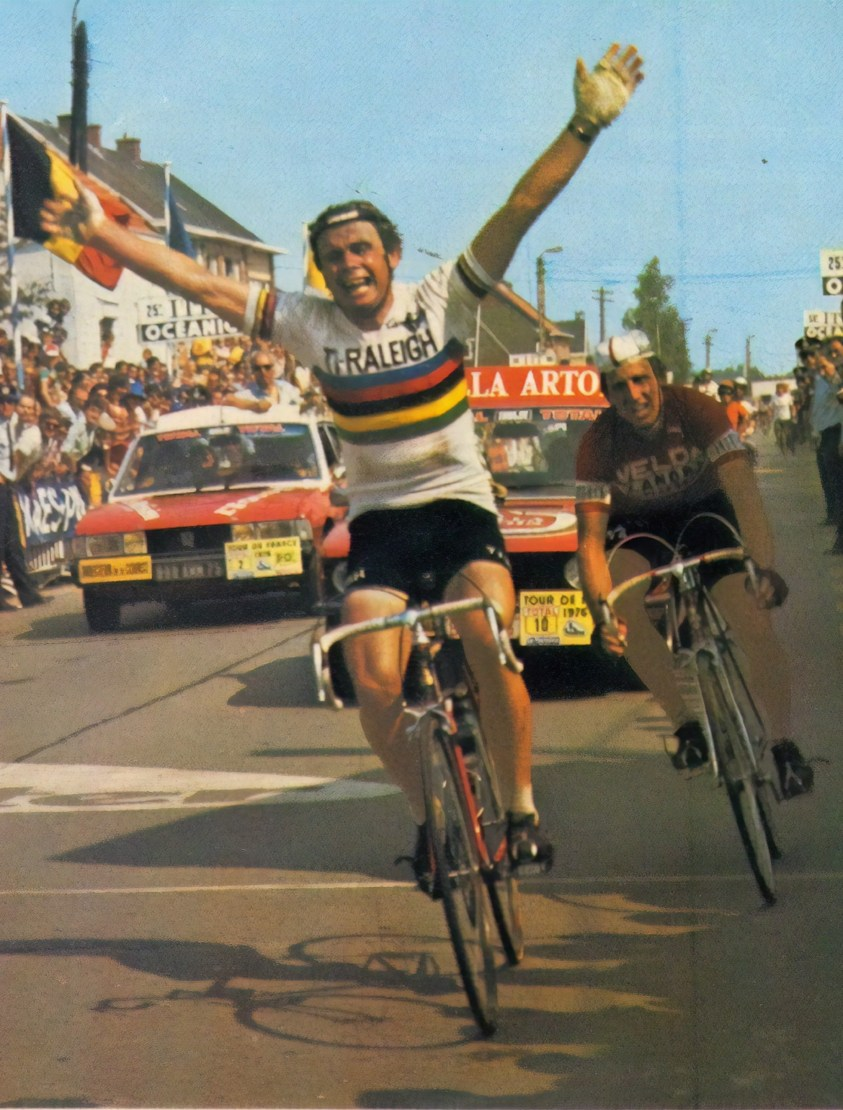 Hennie Kuiper Stage 4 1976 Tour de France