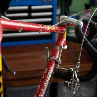 1st Generation Campagnolo Super Record - SB9 Stripdown