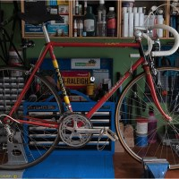 1980 Raleigh 753 TI-Raleigh SB4039 - New Arrival