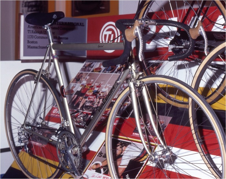 1980 NYC Cycle Show Raleigh Dynaflite