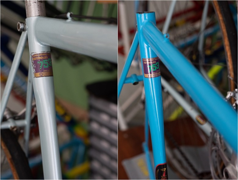 Alan Oakley Raleigh Dynaflite 753 Seat Tube Extension