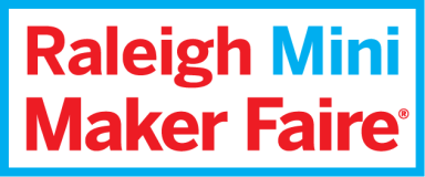 Raleigh Mini Maker Faire hosted by Wake Technical CC logo
