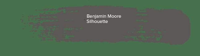 Benjamin Moore - Silhouette