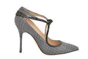 Plaid-Shoe