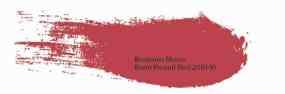 Benjamin Moore Burnt Peanut Red 2081-10