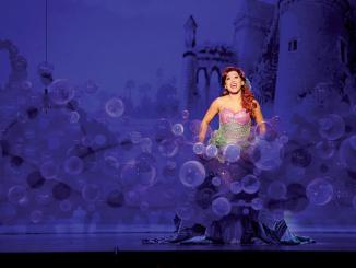 Diana Huey in Disney's The Little Mermaid