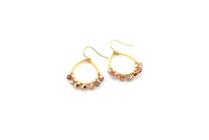 earrings candice yasmin