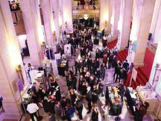 A view from above of the James Beard Foundation Awards Gala in Chicago on May 7.