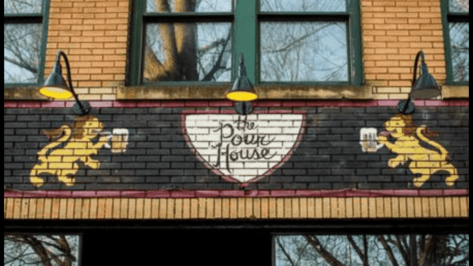 The Pour House in downtown Raleigh