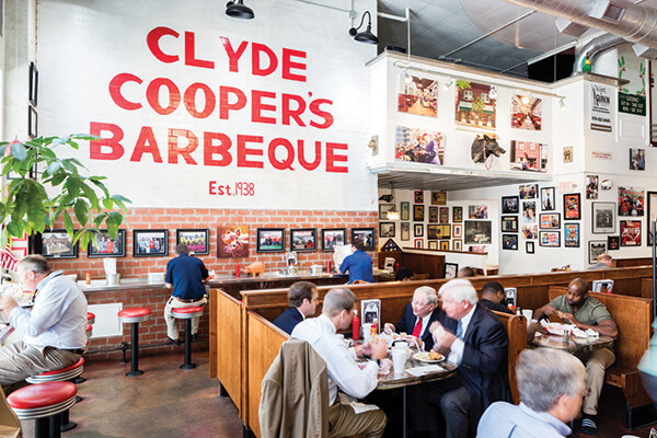 Clyde Cooper's Barbeque