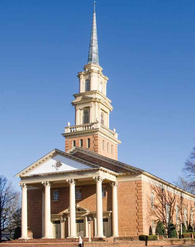 Hayes Barton Baptist Church