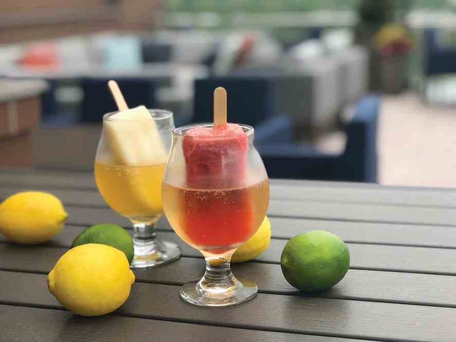 10th & Terrace's Boozy Popsicles