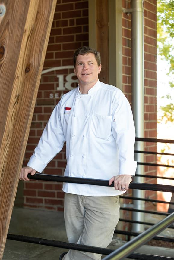 Jason Smith of 18 Restaurant Group