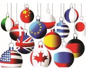 The Global Holiday Market and Festival @ Moore Square | Raleigh | North Carolina | United States