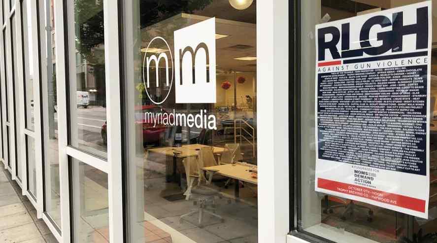 Raleigh businesses against gun violence