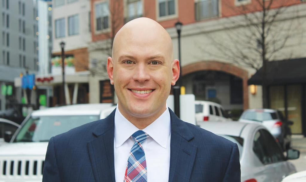 Patrick Buffkin, Newly elected District A