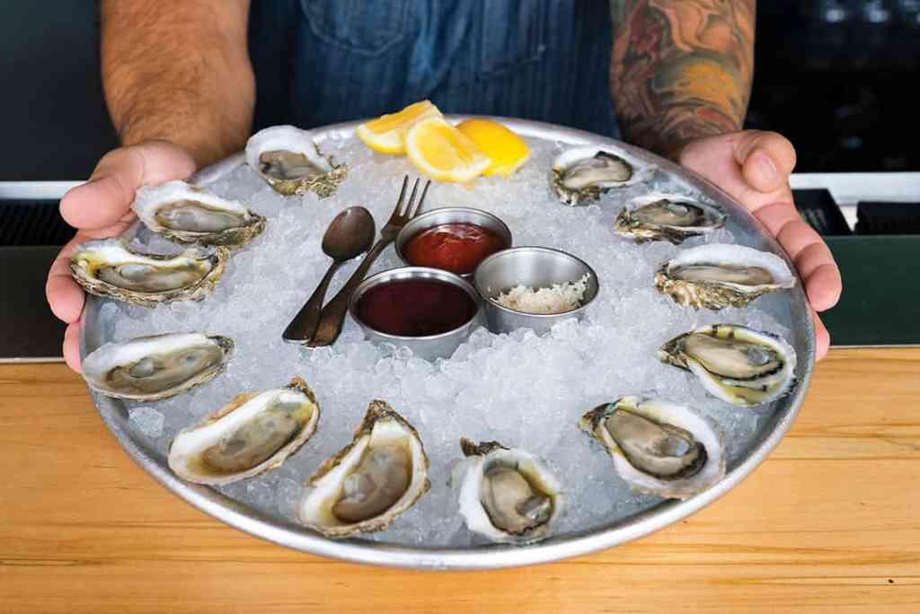 Locals Oysters Bar; Photo by Owen Scott Jordan
