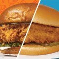 Popeyes versus Chick-fil-A