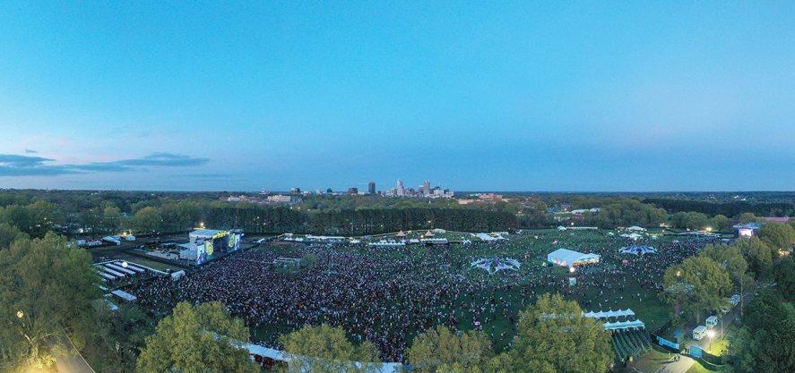 Dreamville Festival | Photo by Ben Premeaux