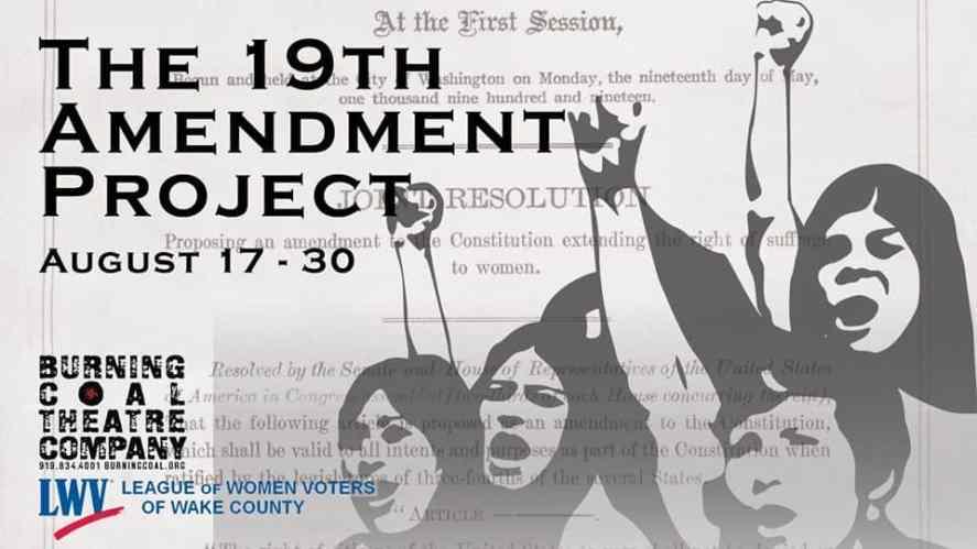 19th amendment project