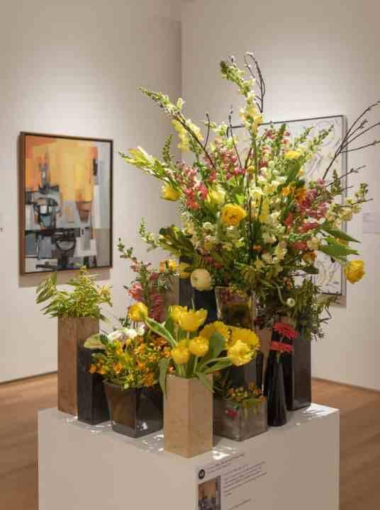 Art in Bloom NCMA