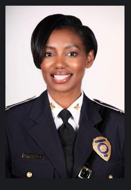 Estella Patterson new Raleigh Police Chief
