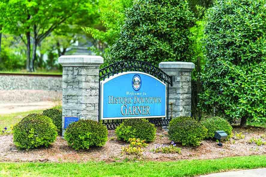 Wake County suburbs: Garner