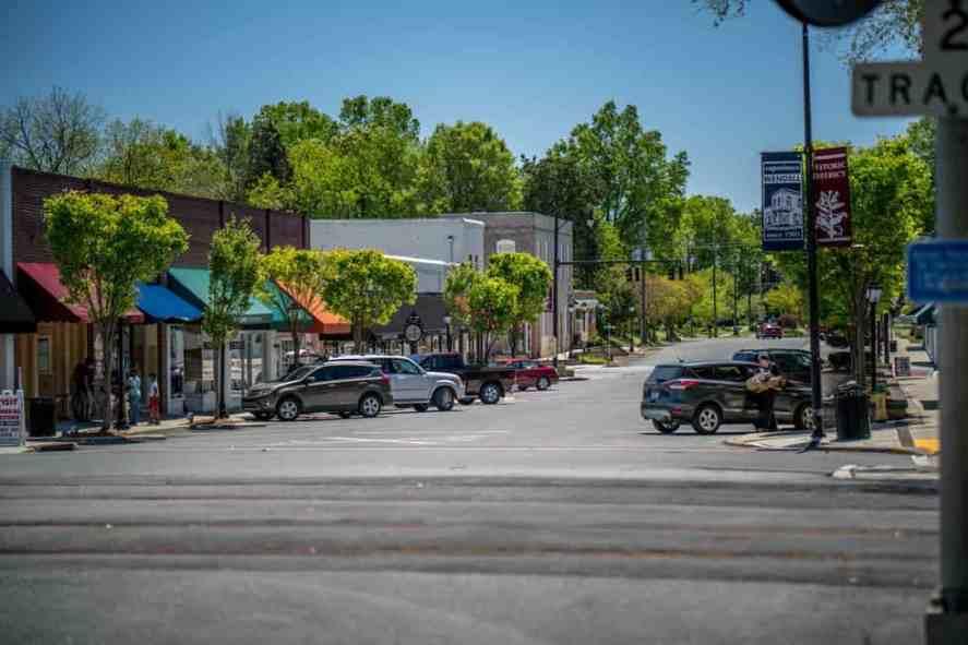 Wake County suburbs: Wendell