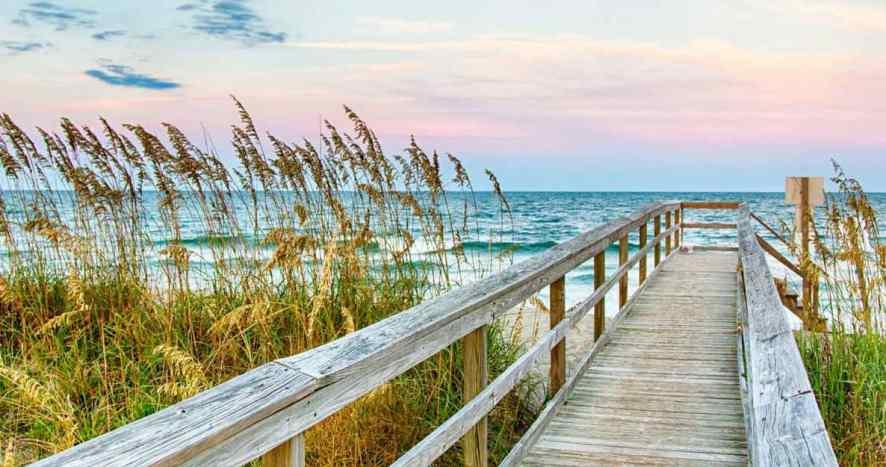 Wilmington Beaches Carolina Beach