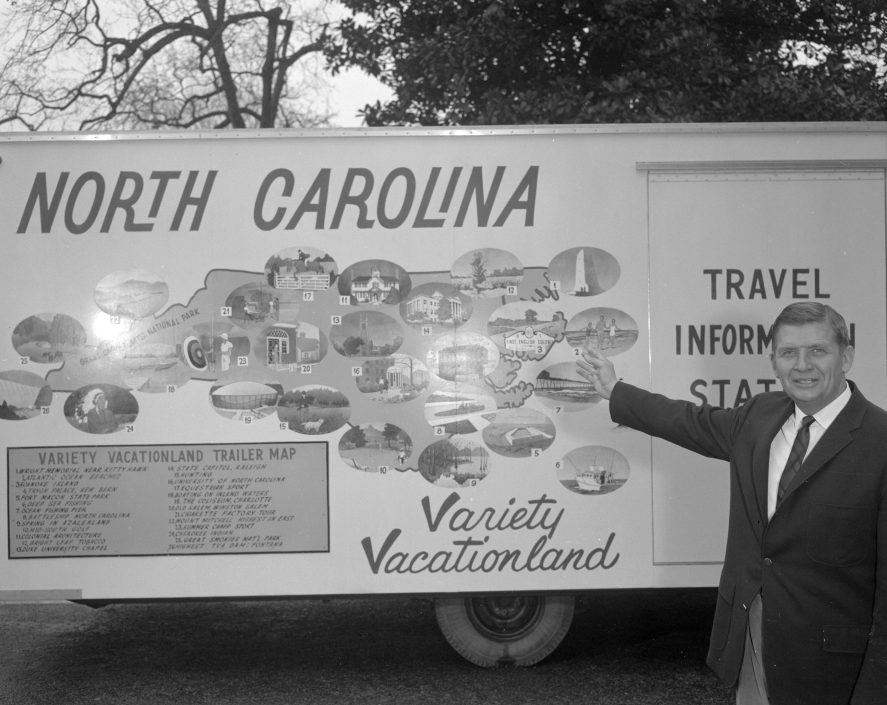 NC History Museum Variety Vacationland