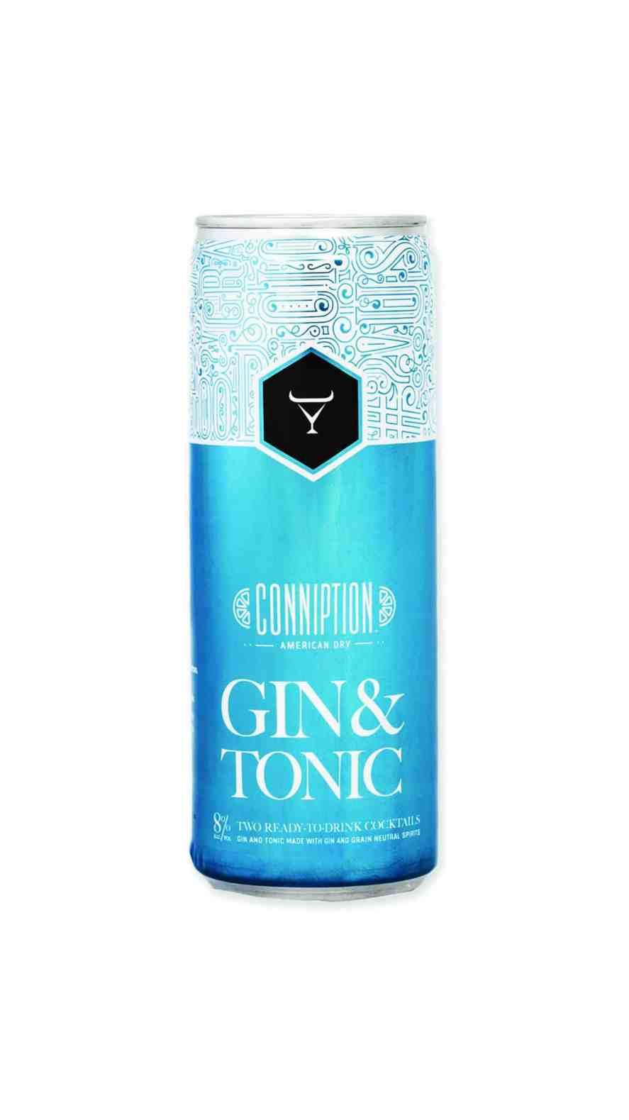 Durham Distillery gin & tonic