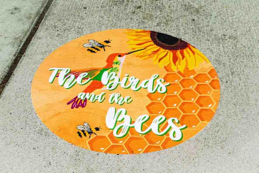 Duke Energy birds & bees