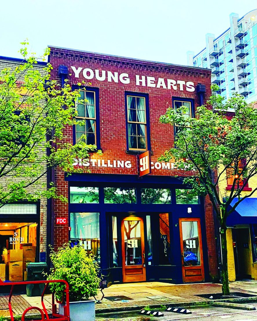 Young Hearts Distilling