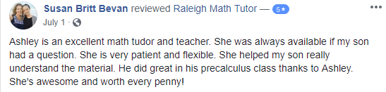 review for precalc tutor