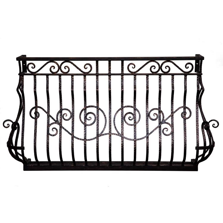 Wrought Iron Juliet Balcony B1