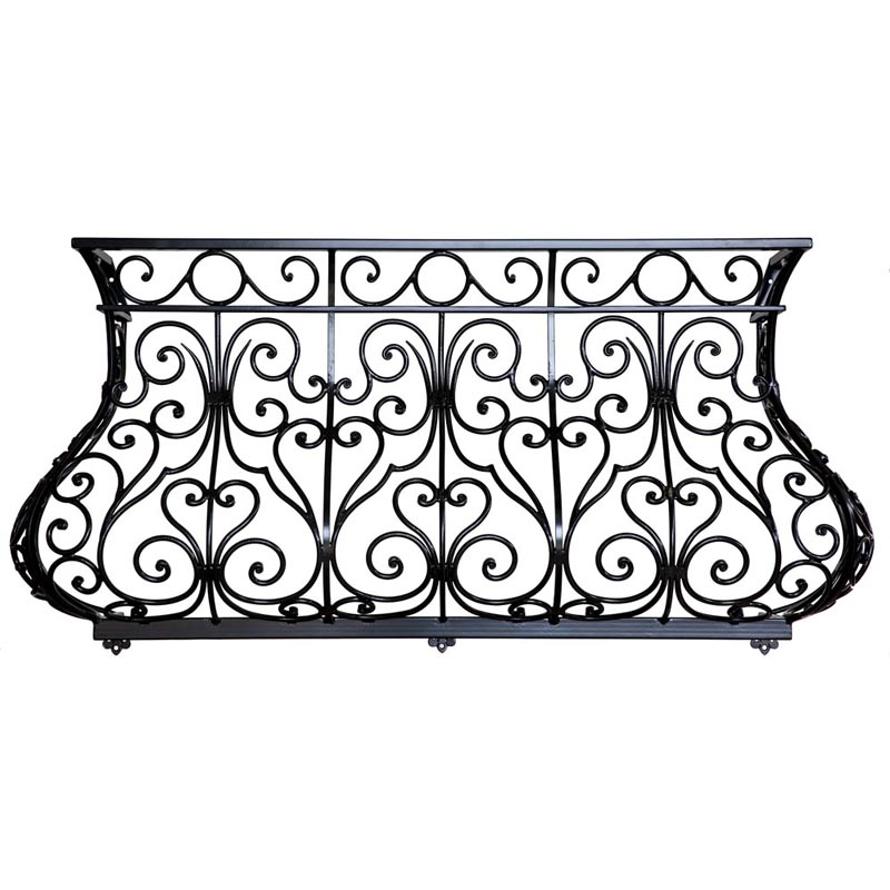 Wrought Iron Juliet Balcony B2
